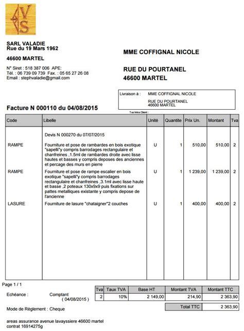invoice en spanish printable invoice