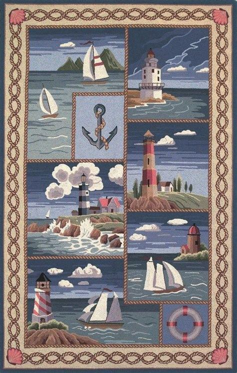 Petit Point Hooked Rugs by 462 Best Rugs For Coastal Homes Images On