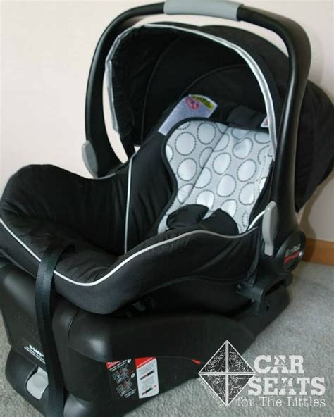britax car seat preemie insert britax b safe infant car seat review www csftl org rear