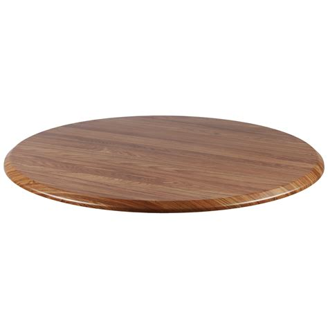 round wood table top 42 quot round topalit table top tablebases com quality