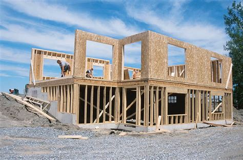 how to frame a house the advantages of building your home by yourself