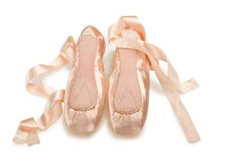 ankle ribbon ballet slippers | lovetoknow