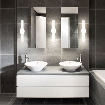 Contemporary Bathroom Lighting Ideas by Modern Lighting