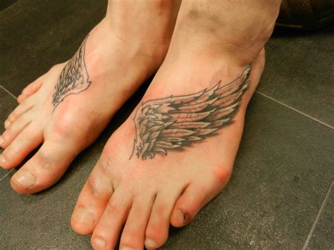 small angel wings tattoo wing tattoos designs ideas and meaning tattoos