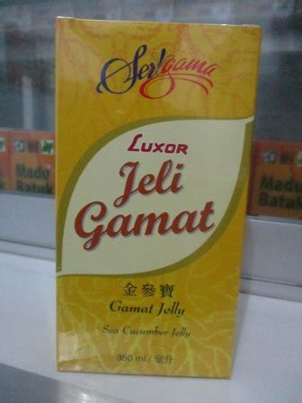 Jelly Gamat Luxor Original Luxor 350 Ml Ori jelly gamat luxor 350ml ungaran toko herbal ungaran