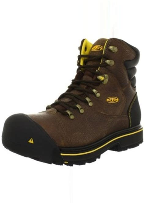 Sepatu Taknical 511 6 Inci keen keen utility s milwaukee 6 inch soft toe work boot shoes shop it to me