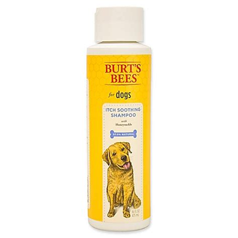 soothing puppy burts bees 174 16 oz itch soothing shoo for dogs bed bath beyond