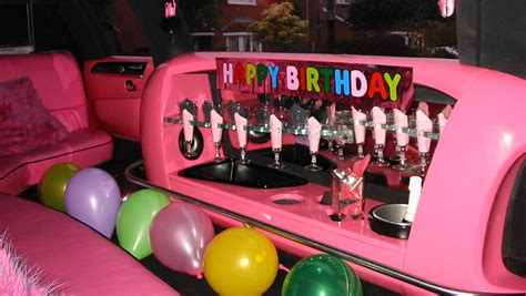 Birthday Limousine by Birthday Celebration Limo Services Philly Limo Rentals