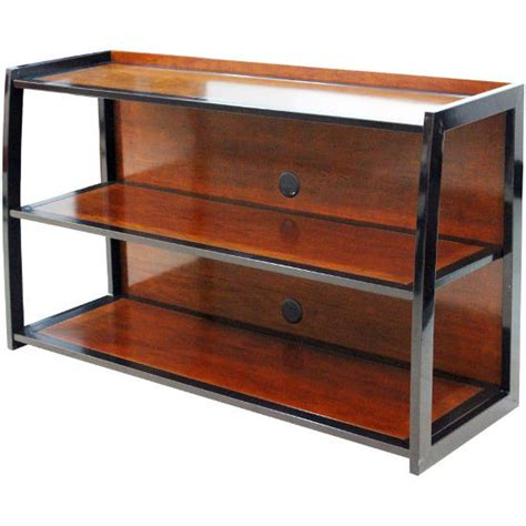 3 Shelf Entertainment Center by Home Styles 3 Aero Entertainment Center With