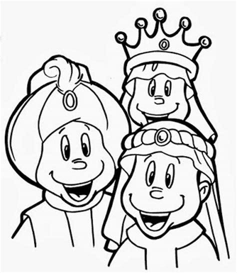 imagenes reyes magos para recortar im 225 genes de reyes magos para colorear dibujos de