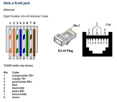 56k rj45 wiring diagram 56k free engine image for user