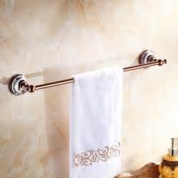 bathroom towel bars european country bathroom