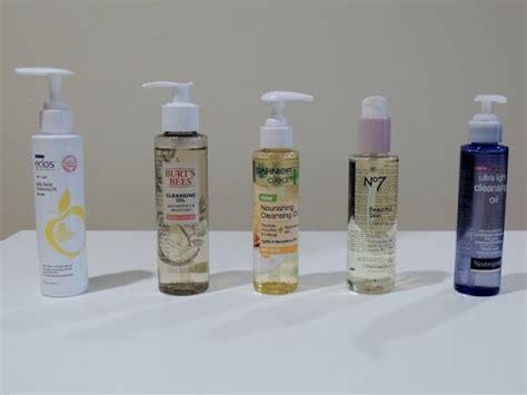 Best Drugstore Detox Cleanse by Best Worst Drugstore Cleansing Oils Drugstore Skincare