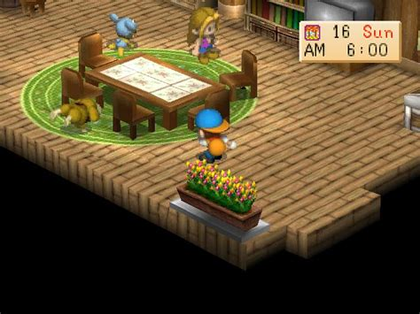 Bibit Harvest Moon Back To Nature harvest moon back to nature ppsspp basedroid