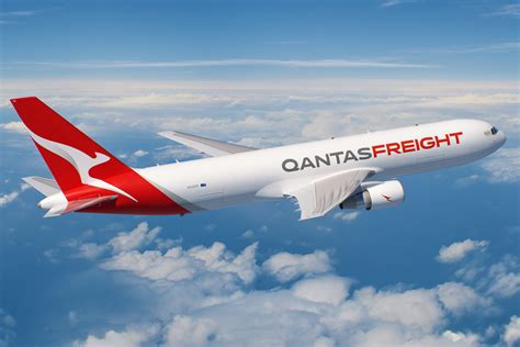 our freight business qantas freight