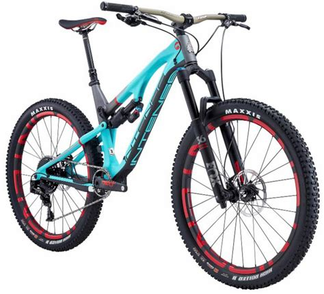 best all mountain bike 2017 recluse all mountain trail bike comes outta
