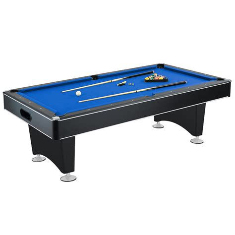 Pool Tables by Shop Hathaway Hustler 8 Ft Indoor Standard Pool Table At