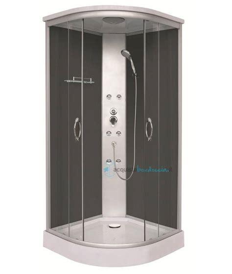 cabina doccia 90x90 vendita box doccia idromassaggio semicircolare 90x90 cm