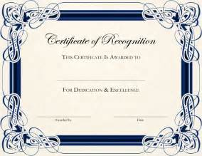 customizable certificate templates free printable customizable certificates of appreciation 2016