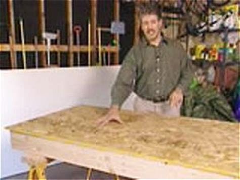 How To Build Concrete Countertops by How To Build A Concrete Countertop How Tos Diy