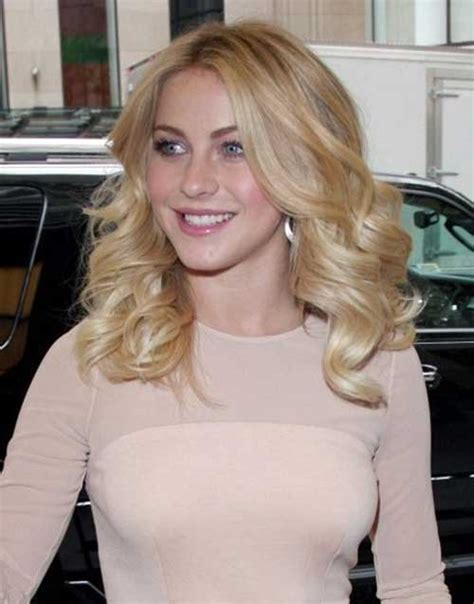 how to curl hair like julianne hough 35 medium length curly hair styles hairstyles haircuts