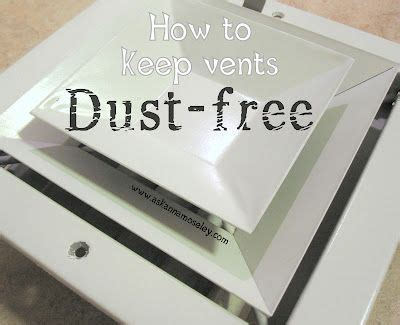 Bathroom Vent Fan Dust Simple Trick For Keeping Your Vents Dust Free Cleaning