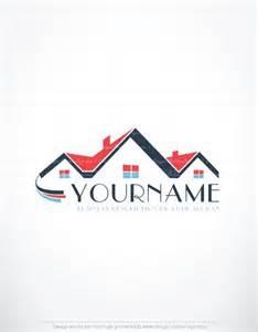 Design House Logo Exclusive Design House Real Estate Logo Compatible Free