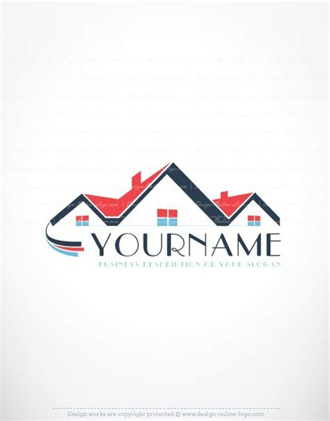 home design logo free exclusive design house real estate logo compatible free