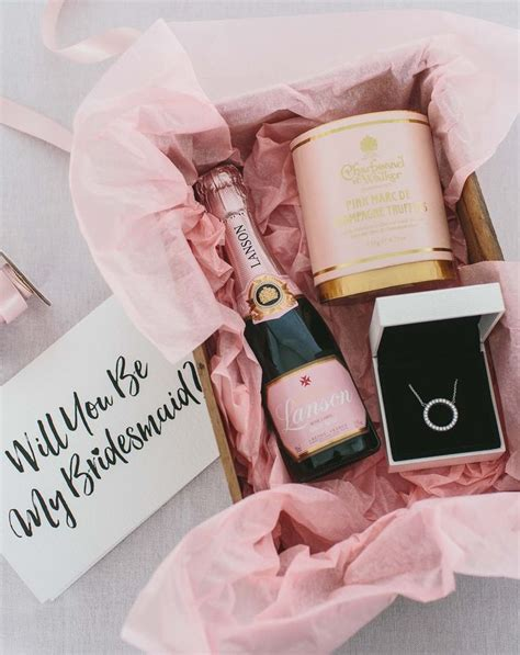 My Wedding Ideas by Will You Be My Bridesmaid Diy Box Ideas Weddceremony