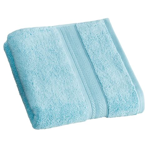 aqua towels bathroom signature zero twist hand towel aqua bathroom b m