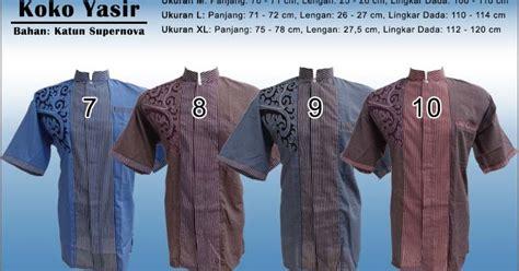 Koko Bordir Bahan Katun Adem Lengan Pendek baju koko pria model bordir lengan pendek murah trend terbaru 2016