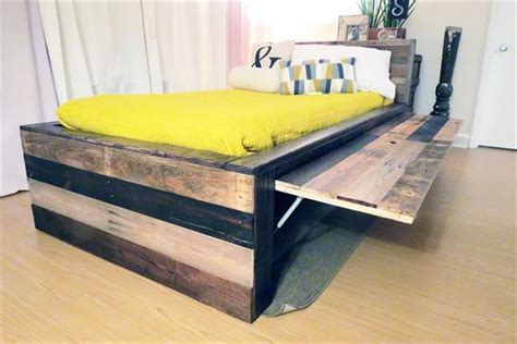 pallet twin bed wood pallet twin bed with headboard pallet furniture plans