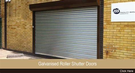 manual or electric roller shutters roller shutter doors