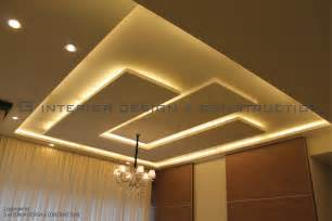 Home Ceiling Lighting Design by Plaster Ceiling Project