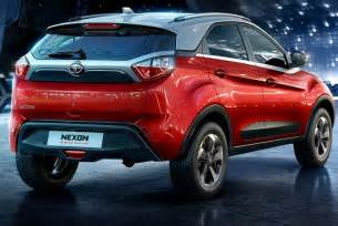 new car launched by tata tata nexon launched in india at rs 5 85 lakh