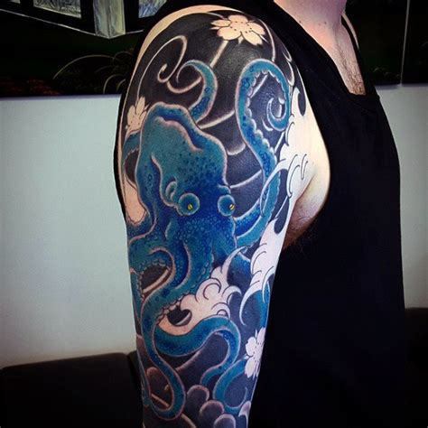japanese octopus tattoo designs 50 japanese octopus designs for ink