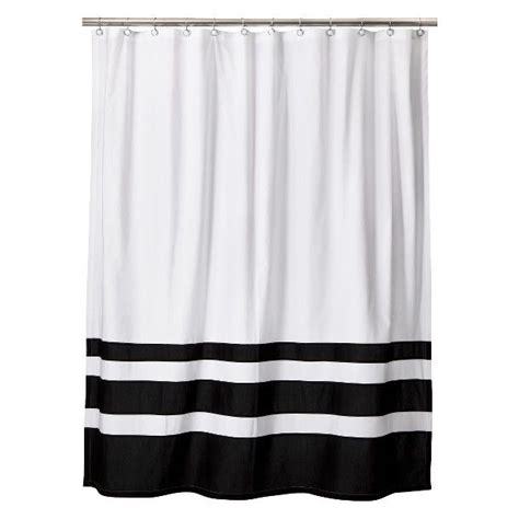 white shower curtain with black trim white curtain for shower with black trim useful reviews