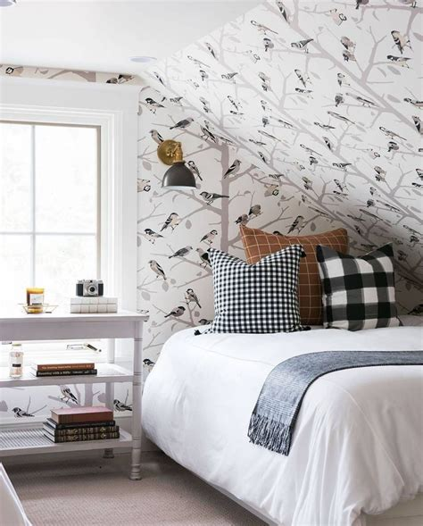 sloped ceiling bedroom ideas  pinterest