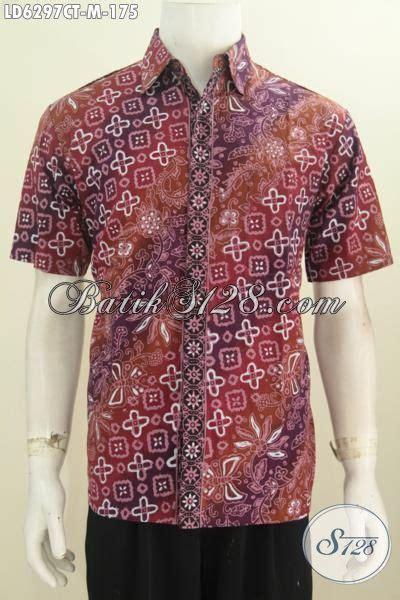 Kemeja Orions Modis Keren jual kemeja batik lengan pendek modis baju batik keren mewah harga terjangkau ukuran m proses