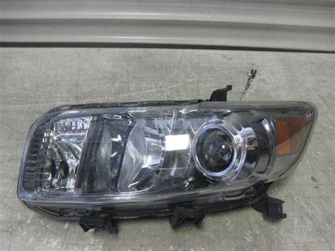 sell 2008 2010 scion xb oem left driver headlight factory