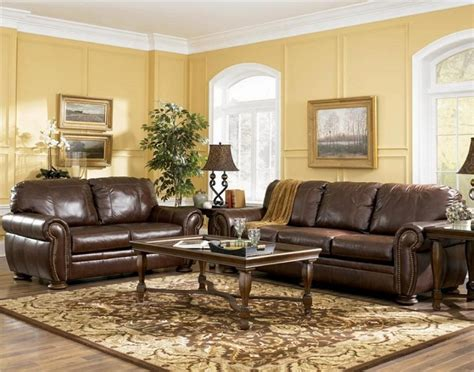 pictures of living rooms with brown furniture paint colors for living room with brown furniture