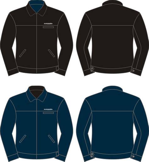seragam jaket semi formal mandiri kip s production