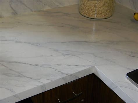faux marble countertop paint temporary counter solution gorgeous shiny things how to