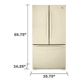 bisque colored refrigerators bisque colored door refrigerators photos wall and