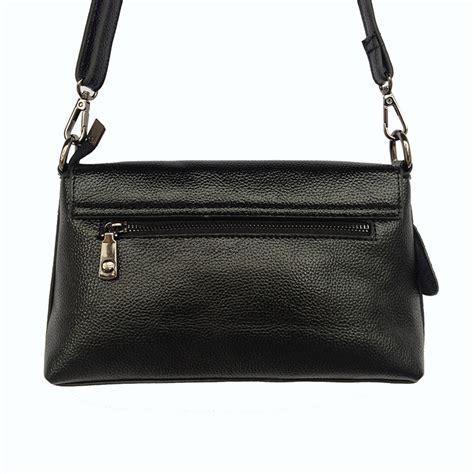 Tas Wanita Triangel Hitam 1 tas wanita model selempang hitam asli kulit sapi garut tr309 jual beli harga dan informasi