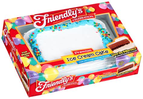 friendly s cake product image
