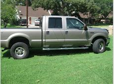 Find used 2003 Ford F350 4x4 Crew Cab Lariat 6.0L Diesel ... 2003 Ford F350 4x4 For Sale In Texas