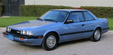 car owners manuals for sale 1983 mazda 626 auto manual california original 1983 mazda 626 lx auto 50k orig miles one owner 36 mpg s classic mazda