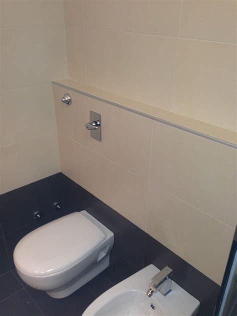 bagno con muretto artigiana srl arredo bagno