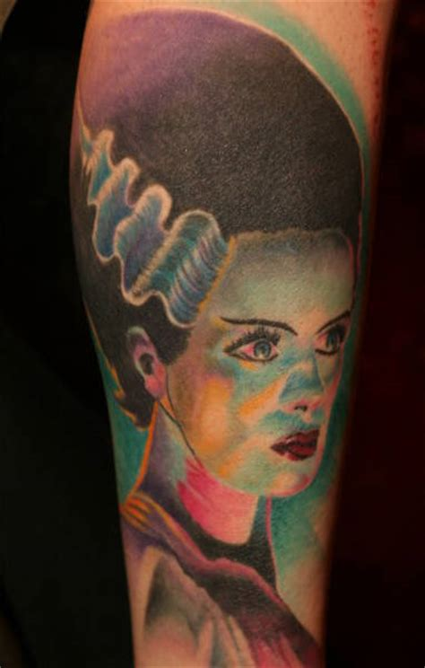 tattoo fixers halloween frankenstein 80 awesome and spooky halloween tattoos